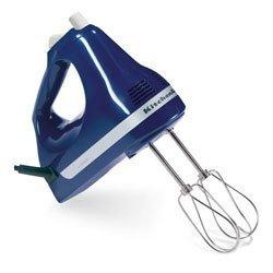 Kitchenaid Hand Mixer Blue